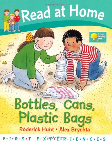 Bottles, cans, plastic bags