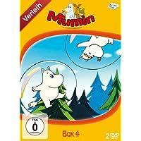 Die Mumins - Box 4