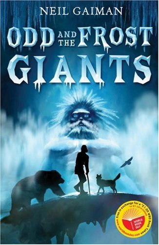 Odd and the Frost Giants - WBD Book por Neil Gaiman