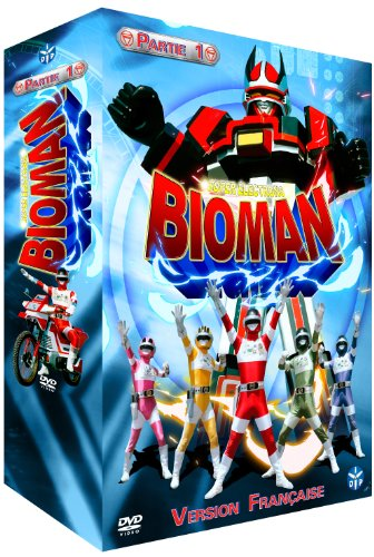 Coffret bioman, vol. 1