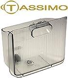 Tassimo Bosch Echt Wassertank (ohne Deckel) (A-montieren: tas1202gb Vivy Tassimo und Tassimo Vivy tas1204gb Modelle) C/W Paket von Tassimo von Cadbury-Schokoladenriegel Braten Medium Kaffee t-discs +