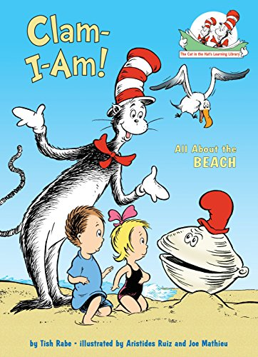 Claim I Am. All About The Beach (Cat In The Hat's Learning Library)
