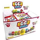 Panini Caja de 30 sobre EggŽZ World Serie 1