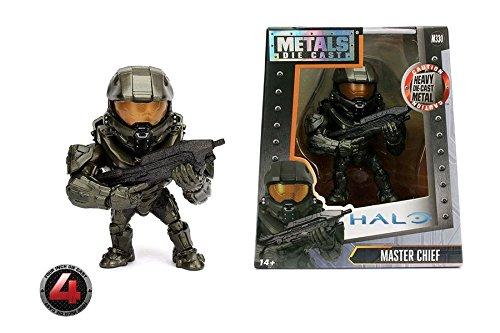 Preisvergleich Produktbild JADA - 97939 - Halo Figur, Master Chief