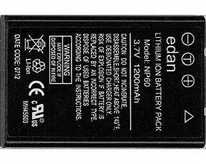 Aiptek NP-60 Batterie lithium-ion pour de nombreux caméscopes Aiptek Noir (Import Allemagne)