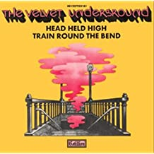 Head Held High - Train Round the Bend (45 tours couleur) (Edition spéciale)