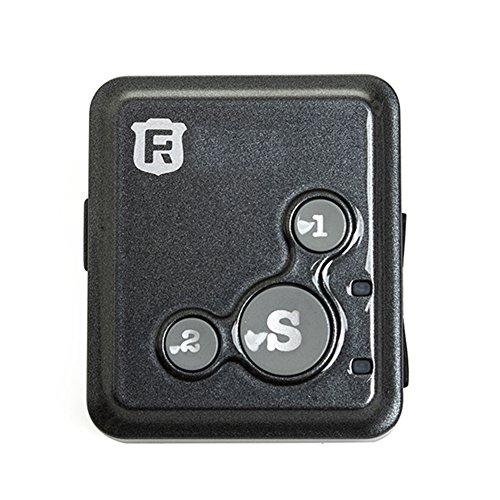GPS Tracker, chengstore RF-V16GSM GPRS GPS Tracker Localizador SOS Communicator 2-Way Audio...