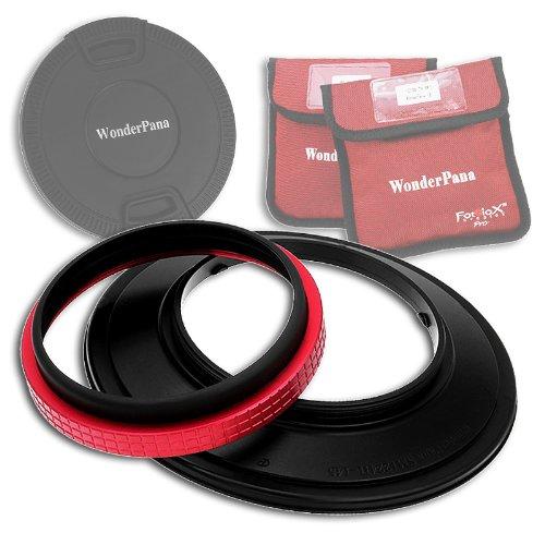 WonderPana 145 System Core & Lens Cap - 145mm Filter Holder for the Sigma 12-24mm f/4.5-5.6 EX DG ASP HSM II Wide-Angle Zoom Lens (Full Frame 35mm)