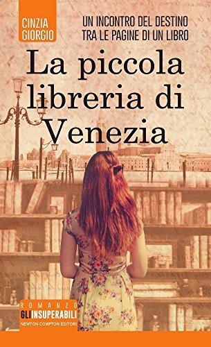 La piccola libreria di Venezia par Cinzia Giorgio