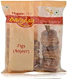 Hypercity Everyday Dry Fruits - Figs, 200g Pack