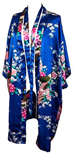 Kimono de CC Collections 16 Colores Shipping Bata de Vestir túnica lencería Ropa de Noche Prenda Despedida...