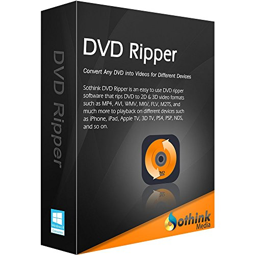 DVD Ripper Vollversion -lebenslange Lizenz (Product Keycard ohne Datenträger)