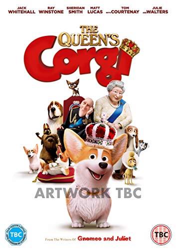 The Queen's Corgi [DVD] [2019]