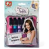 Violetta Tattoo Glittergel Stifte