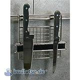 Relingsystem Magnet-Halter KR19 Reling-System Küchenreling Ordungssystem Küche Küchenregal