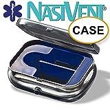 Nasivent Case - Hochwertige Aufbewahrungsbox für Ihr Nasivent Anti Schnarch Mittel