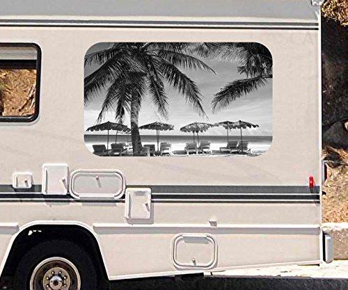 3d-autoaufkleber-meer-strand-palme-stuhl-sand-urlaub-schwarz-weiss-wohnmobil-auto-fenster-sticker-au
