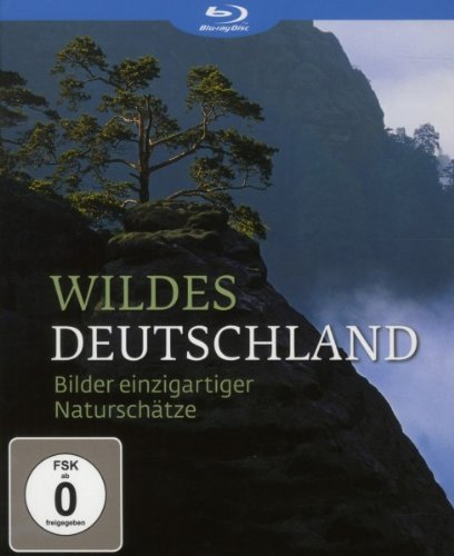 Einzigartige Bilder (Wildes Deutschland - Bilder einzigartiger Naturschätze [Blu-ray])