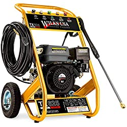 Wilks-USA - Nettoyeur Haute Pression à Essence TX625-8,0 HP - 3950 psi/272 Bar