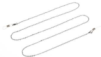 accessori per uomo e donna Cooltime Portaocchiali da vista a cinque punte con catena