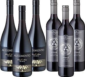 Wein Probierpaket Australischer Genuss (6 x 0.75 l)