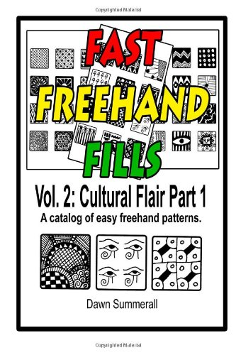 Fast Freehand Fills: Vol. 2 Cultural Flair Part 1