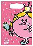 Little Miss Princess Loot Bag - Pack Of 8