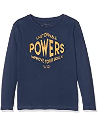 TOM TAILOR Jungen Langarmshirt Super Power Tee