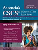 CSCS Practice Test Prep Book: CSCS Exam Prep Review with over 400 Practice Questions for the Certified Strength and Conditioning Test