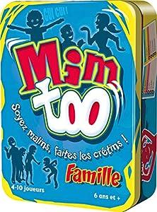 Asmodée Mimtoo Familia, CGMIMF01, Juego de Ambiente