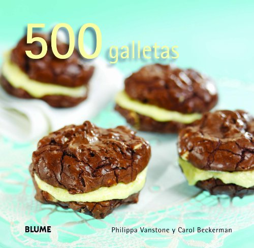 500 galletas por Philippa Vanstone