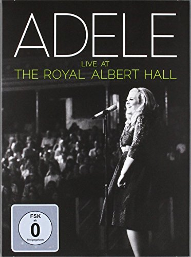 Adele - Live at the Royal Albert Hall (+ Audio-CD) [2 DVDs]