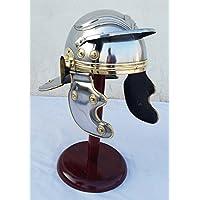 Shiv Shakti empresas romano centurión soldado armadura casco romano réplica Medieval