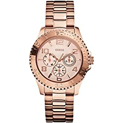 Guess Ladies'Watch Analogue Quartz Stainless Steel W0231L4