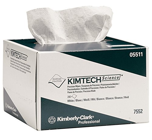 Kimberly Clark Kimtech Science Precision Wipes 30 Packs of 280 Wipes