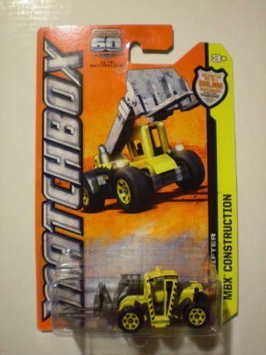 Preisvergleich Produktbild 2013 Matchbox - MBX Construction - Load Lifter by Matchbox