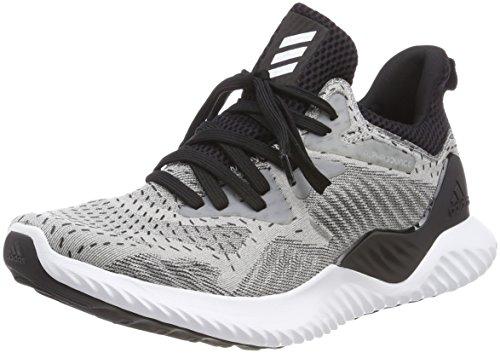super popular d1342 237a6 Adidas Alphabounce Beyond W, Zapatillas de Trail Running para Mujer, Blanco  Ftwbla Negbás