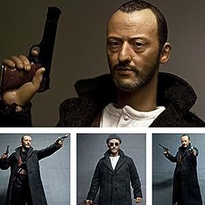 Leon The Professional Real Masterpiece 1/6 Scale figurine Set