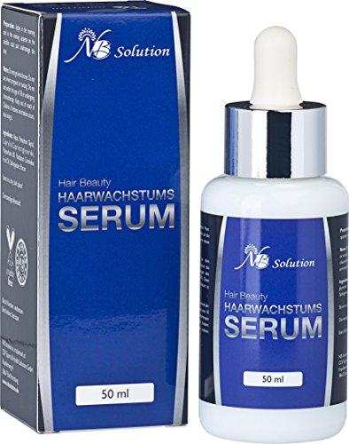 Haarserum Gegen Haarausfall - Haarwachstumsserum - Haarwachstumsmittel - Haarwachstum beschleunigen - HAIR REVIER SERUM - Regaine