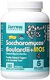 Jarrow Saccharomyces Boulardii + Moss 180 (180 Vegetarian Capsules ) immagine
