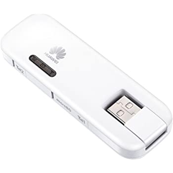 Huawei E8278 Wingle 150Mbps LTE Cat4 Wi-Fi Dongle Surfstick WiFi WLAN-Router Hotspot (EU Version, original Huawei), weiß