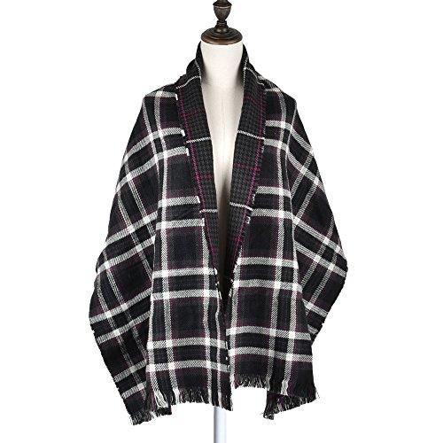 mujer-invierno-moda-plaid-de-grosor-cuadrado-bufanda-chal-senoras-envuelve-gris-gris