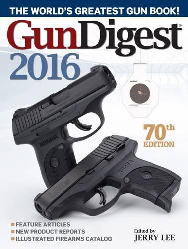 Preisvergleich Produktbild Gun Digest 2016