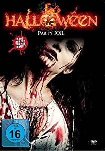 Halloweenparty XXL Box (3 DVD Modularbook)