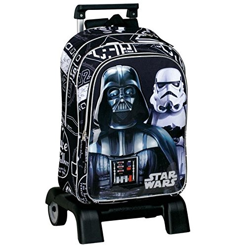 Achat Trolley STAR WARS grand sac à roulettes SHADOW