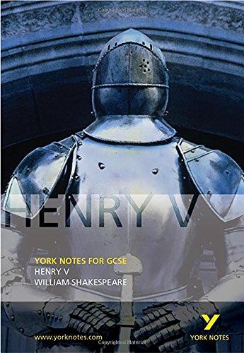 Henry V: York Notes for GCSE por David Langston