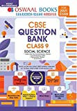 Oswaal CBSE Question Bank Class 9 Social Science Book Chapterwise & Topicwise Includes Objective Types & MCQ's (For 2021…