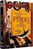 Das Pendel des Todes - uncut [Blu-Ray+DVD] auf 500 limitiertes Mediabook Cover A [Limited Collectors Edition]