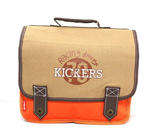 Kickers Sac à Dos Enfants, 7 L, Mandarine
