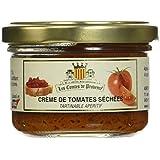 Les Comtes de Provence Crème de Tomates Séchées 90 g - Lot de 6